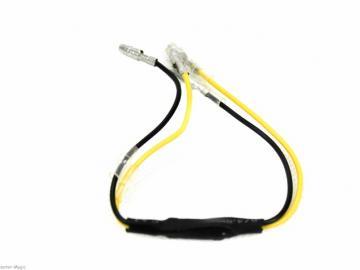 Widerstand 10W / 27 Ohm für LED Blinkerbirnen und Blinker