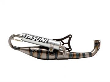 Auspuffanlage Yasuni C21 Minarelli liegend