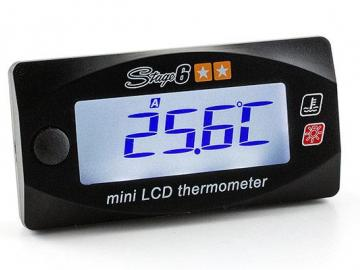 Temperaturmesser Stage6 MKII Schwarz