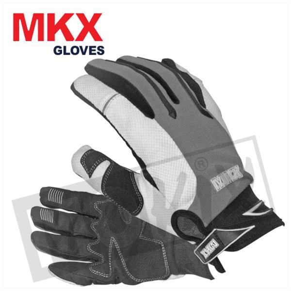 Handschuhe Cross MKX Grau