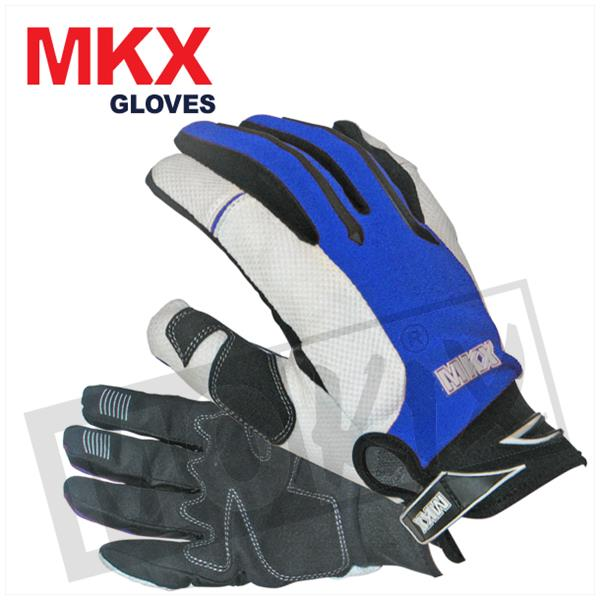 Handschuhe Cross MKX Blau