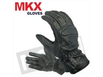 Ganzjahres Handschuh MKX Retro Schwarz