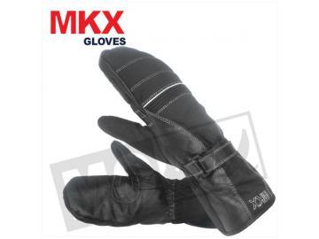 Winterhandschuh MKX Pro Winter Mof Schwarz