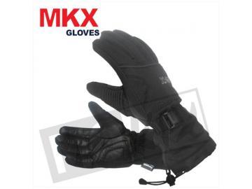 Winterhandschuh MKX Pro Winter Polyamid Schwarz