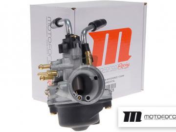 Vergaser Motoforce Racing 17,5mm manueller Choke für Minarelli liegend / stehend