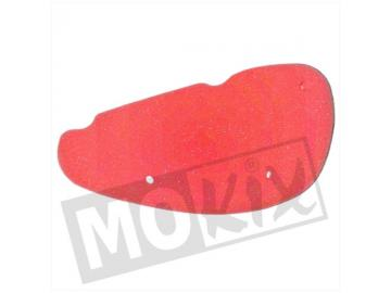 Luftfiltereinsatz Artein Rot für Aprilia SR50 ab 04