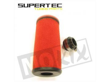 Sportluftfilter Schaum Rot 35mm