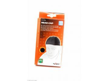 Helmmütze Schwarz Baumwolle