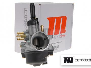 Vergaser Motoforce Racing 17,5mm E-Choke vorbereitet Minarelli liegend / stehend
