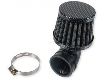 Rennluftfilter KN 90° 35mm