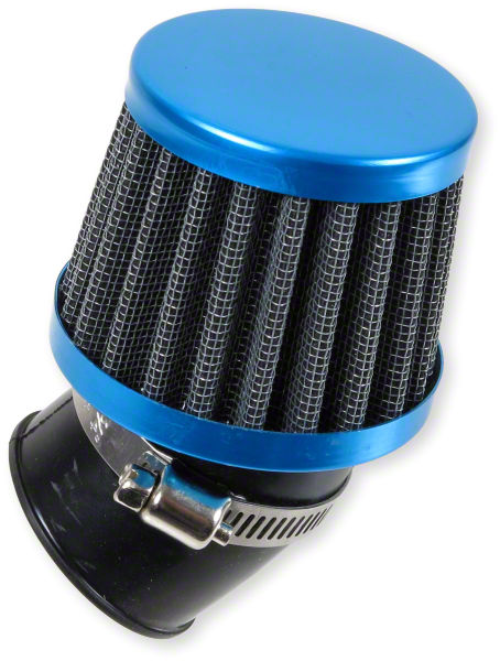 Rennluftfilter KN 45° 35mm