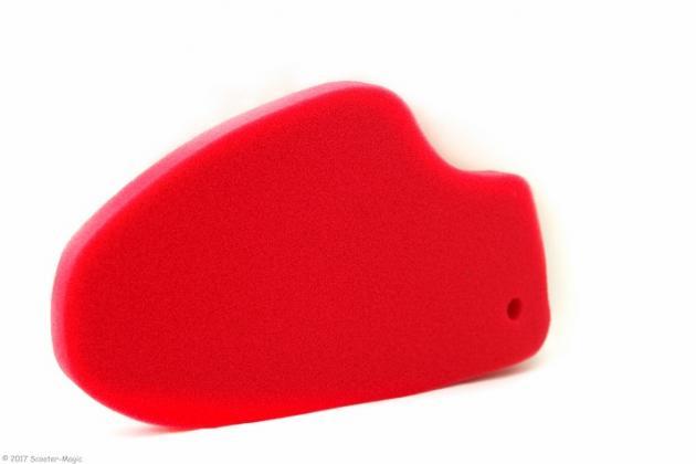 Luftfiltereinsatz Artein Rot für Malaguti F15