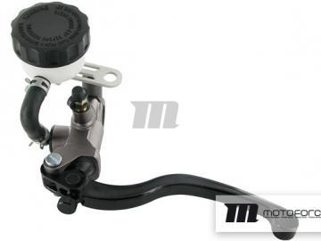 Bremspumpe Motoforce RACING links 17mm Kolbendurchmesser