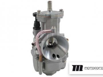 Vergaser Motoforce RACING Flachschieber 24mm inkl. Powerjet