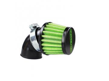 Rennluftfilter Carenzi KN 90° 28mm/35mm