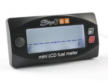 Benzinstandmesser Stage6 MK2 Schwarz
