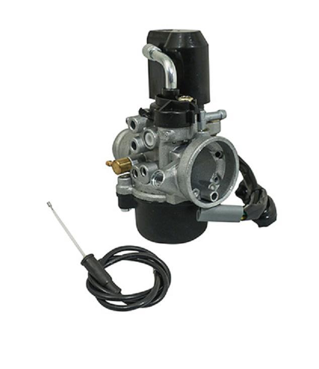 Vergaser SP 17,5mm Inkl. E-Choke für Piaggio