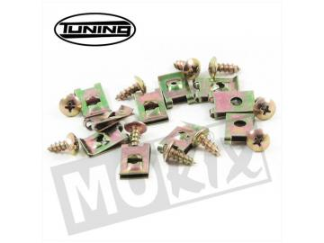 Verkleidungsschrauben M5x12 10 Stück