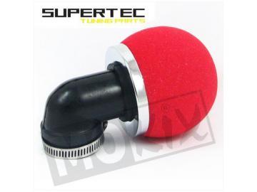 Sportluftfilter Schaum Rot 30mm