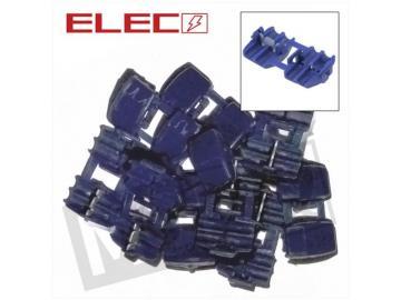 Stromdieb für 0,5mm - 1,0mm Blau