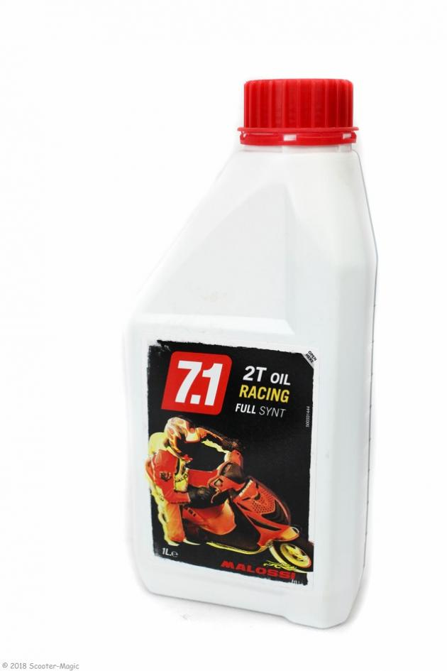 MALOSSI 7.1 Racing Vollsynthetisches 2 - Takt Öl 1000ml