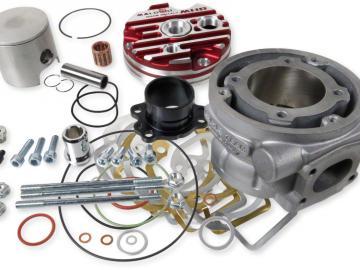 Zylinderkit Malossi MHR Testa Rossa 94ccm für Piaggio LC