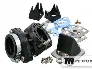 Einlasssystem Motoforce Racing 28/35mm für Piaggio / Gilera