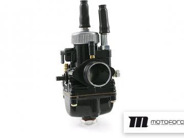 Vergaser Motoforce Racing Black 21mm PHBG