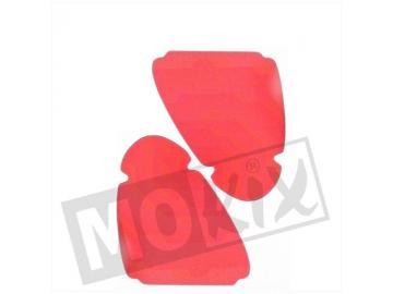 Luftfiltereinsatz Artein Rot für Suzuki Katana