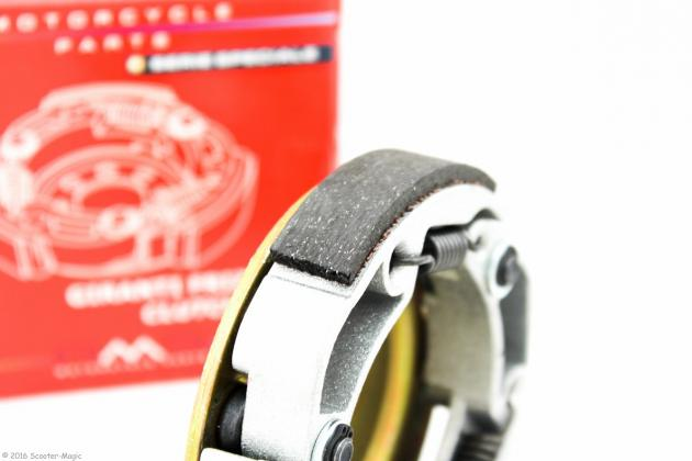 Kupplung RMS Sport 107mm Minarelli liegend