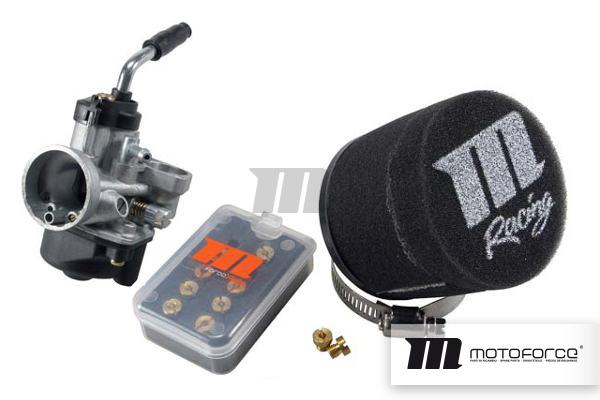 vergaser kit motoforce racing 17 5mm phva f r piaggio. Black Bedroom Furniture Sets. Home Design Ideas