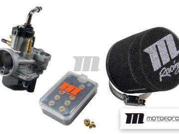 Vergaser Kit Motoforce Racing 17,5mm PHBN für Minarelli E-Choke