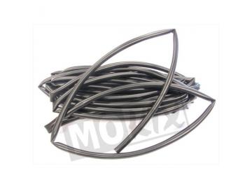 Kabelhülle 4mm Schwarz 5m 0,90€/m