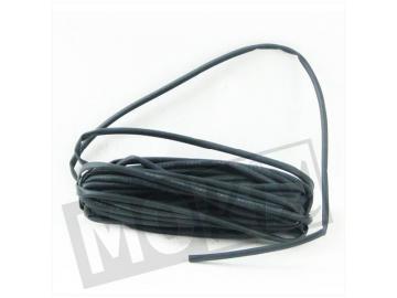 Schrumpfschlauch 10mm Schwarz 5m 1,40€/m