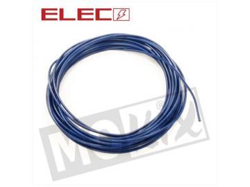 Stromleitung 0,5mm2 5m Blau 0,70€/m