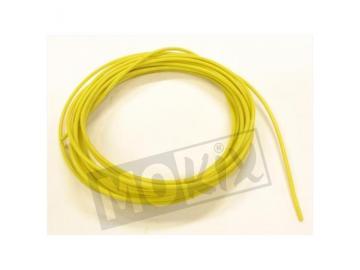 Stromleitung 0,5mm2 5m Gelb 0,70€/m