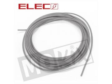 Stromleitung 0,5mm2 5m Grau 0,70€/m