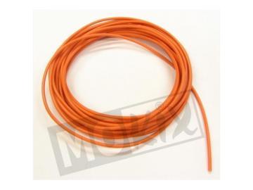 Stromleitung 0,5mm2 5m Orange 0,70€/m