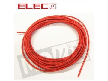 Stromleitung 0,5mm2 5m Rot 0,70€/m