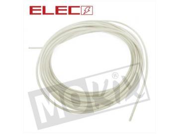 Stromleitung 0,5mm2 5m Weiss 0,70€/m