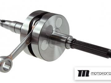 Kurbelwelle Motoforce Evolution 12mm für Minarelli liegend