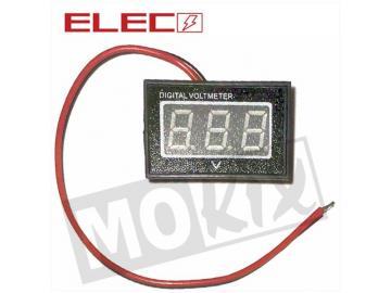 Voltmeter Digital Universal