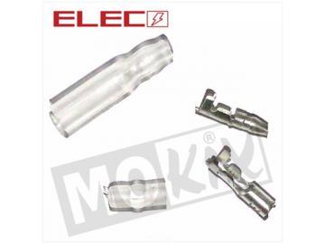 Elektrostecker 1 Pin 4-teilig