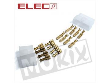 Elektrostecker 8 Pin 18-teilig