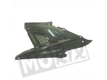 Motorverkleidung Z-Teil links Schwarz Yamaha Aerox MBK Nitro