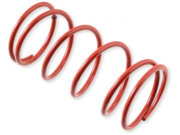 Gegendruckfeder Malossi Racing Rot +40% für Minarelli