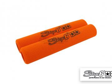Bremshebel Griffe Stage6 Orange Universal 92mm