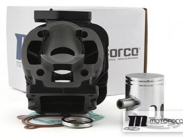 Zylinderkit Motoforce Black 50ccm Minarelli stehend AC