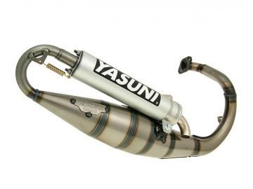 Auspuff Yasuni R Peugeot stehend