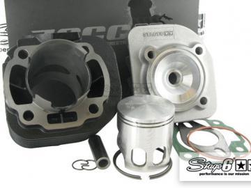 Zylinderkit Stage6 Streetrace 70ccm 12mm für CPI Euro 2 AC
